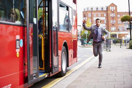 Wypadek w transporcie publicznym w UK